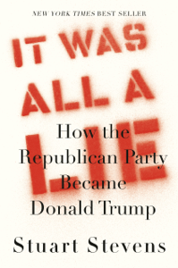 It Was All a Lie Book Cover
