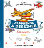 J'apprends à dessiner les avions Book Cover