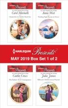 Harlequin Presents - May 2019 - Box Set 1 Of 2