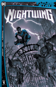 Future State: Nightwing (2021-2021) #1 Book Cover