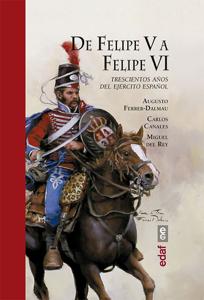 De Felipe V a Felipe VI La couverture du livre martien
