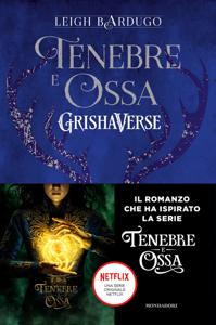 Grishaverse - Tenebre e ossa Copertina del libro