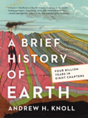 A Brief History of Earth Book Cover