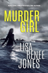 Murder Girl Book Cover