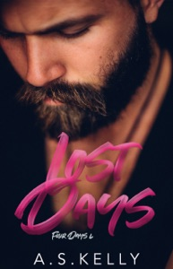 Lost Days Book Cover