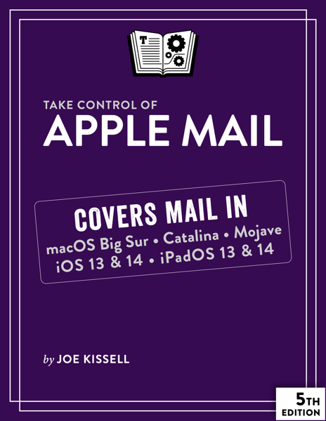 Download Take Control of Apple Mail, Fifth Edition PDF Full