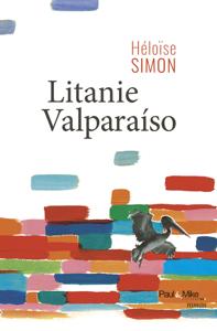 Litanie Valparaíso La couverture du livre martien