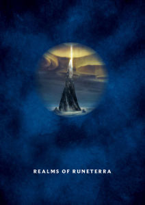 League of Legends: Realms of Runeterra (Official Companion) Book Cover