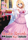 Akashic Records of Bastard Magic Instructor Vol. 11 Book Cover