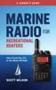 Scott Wilson - Marine Radio for Recreational Boaters artwork