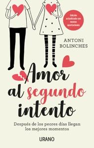Amor al segundo intento Book Cover