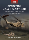 Operation Eagle Claw 1980 Book Cover