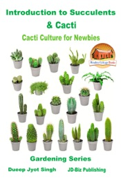 Introduction to Succulents & Cacti: Cacti Culture for Newbies