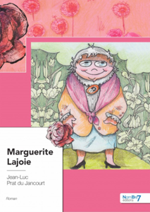 Margueritte Lajoie La couverture du livre martien