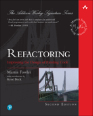 Refactoring: Improving the Design of Existing Code, 2/e