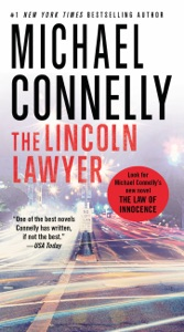 The Lincoln Lawyer Book Cover