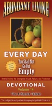 You Shall Not Go Out Empty Devotional