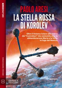 La stella rossa di Korolev Copertina del libro