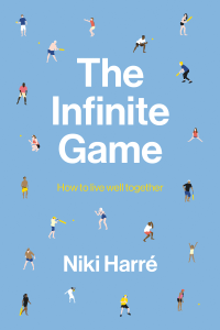 The Infinite Game La couverture du livre martien