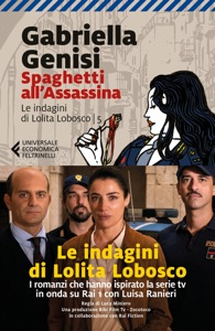 Spaghetti all'Assassina Book Cover