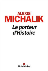 Le Porteur d'histoire Couverture de livre