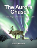 The Aurora Chase Book Cover