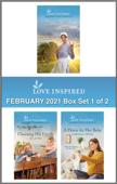 Harlequin Love Inspired February 2021 - Box Set 1 of 2