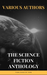 The Science Fiction Anthology Book Cover