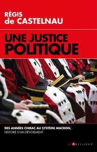 Une Justice politique Couverture de livre