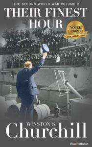 Their Finest Hour von Winston S. Churchill Buch-Cover