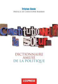 Constitutionnel ? Ta soeur... Dictionnaire amusé de la politique
