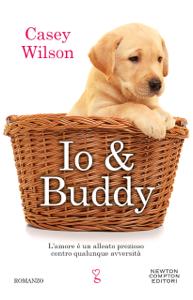 Io & Buddy Copertina del libro