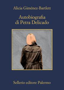 Autobiografia di Petra Delicado Copertina del libro