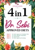 Dr. Sebi Approved Diets: 4 In 1: Alkaline Diet, Alkaline Smoothies, Herbs, and Approved Fasting