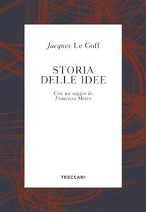 Storia delle idee Copertina del libro