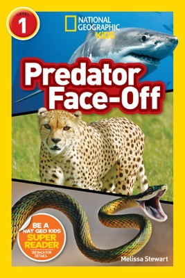 National Geographic Readers: Predator Face-Off