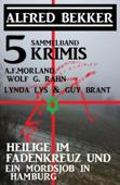 Heilige im Fadenkreuz und ein Mordsjob in Hamburg: 5 Krimis