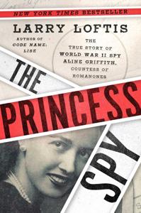 The Princess Spy Copertina del libro