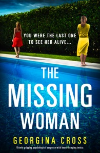 The Missing Woman Book Cover