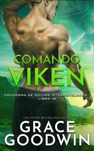 Comando Viken Book Cover