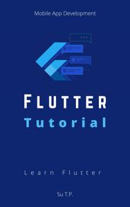 Flutter Tutorial Couverture de livre