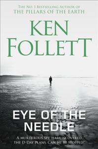 Eye of the Needle Door Ken Follett Boekomslag