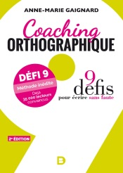 Coaching orthographique