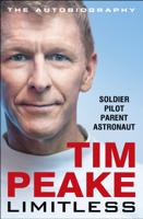 Tim Peake - Limitless: The Autobiography artwork