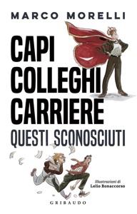 Capi Colleghi Carriere Book Cover