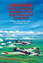 Japanese Naval Air Force Fighter Units And Their Aces, 1932–1945