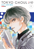 Tokyo Ghoul: re - vol. 1 Book Cover