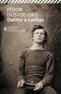 Delitto e castigo da Fëdor Dostoevskij Copertina del libro