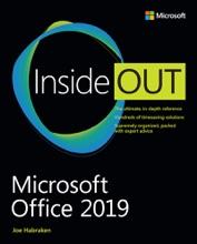 Microsoft Office 2019 Inside Out, 1/e