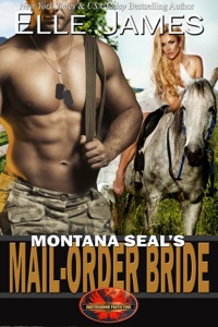 Montana SEAL's Mail-Order Bride Book Cover